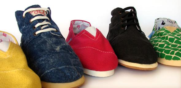 Обувь PAEZ  . Изображение № 33.