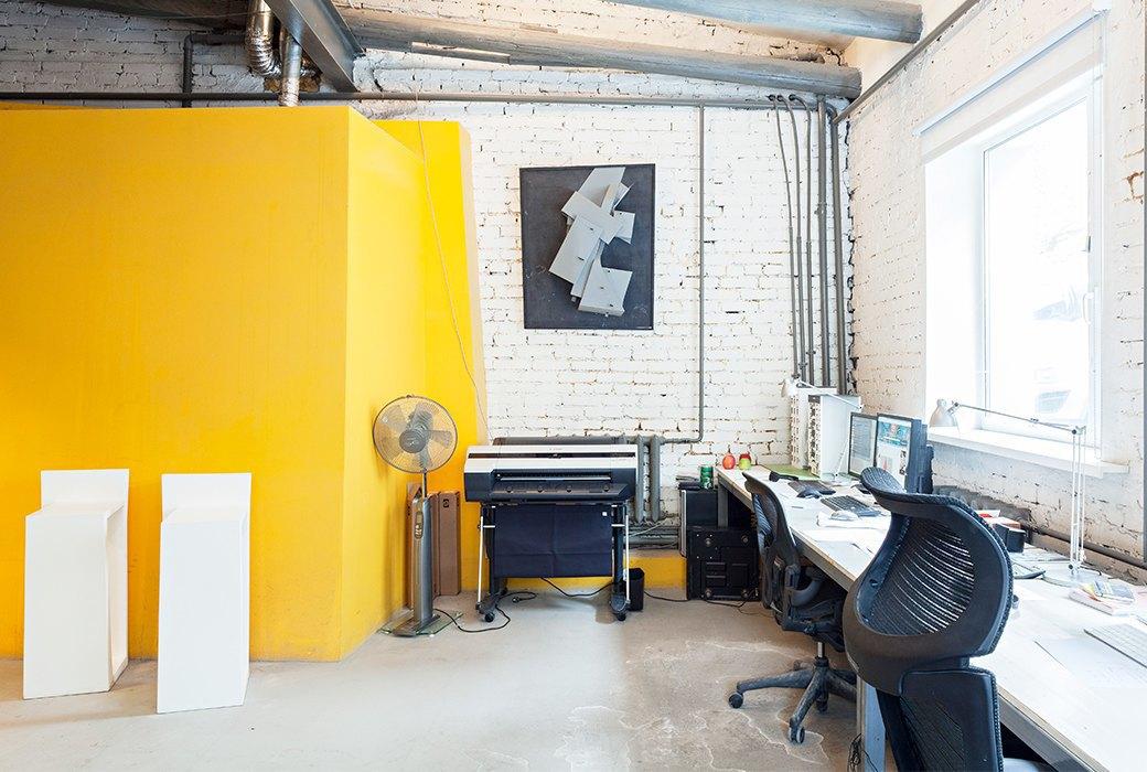 Как устроен офис архитектурной мастерской «za bor». Изображение № 6.