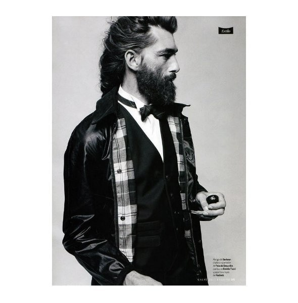 Изображение 22. Новые мужские съемки: Vogue Hommes, GQ и другие.. Изображение № 31.