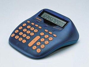 Olivetti Gioconda Калькулятор. Изображение № 3.