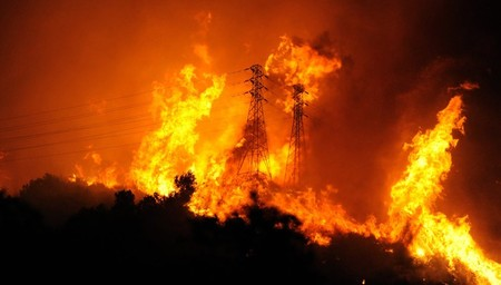 Пожары вКалифорнии. Изображение № 22.