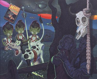 Эйсид-поп сюрреализм Тодда Шорра. Изображение № 32.