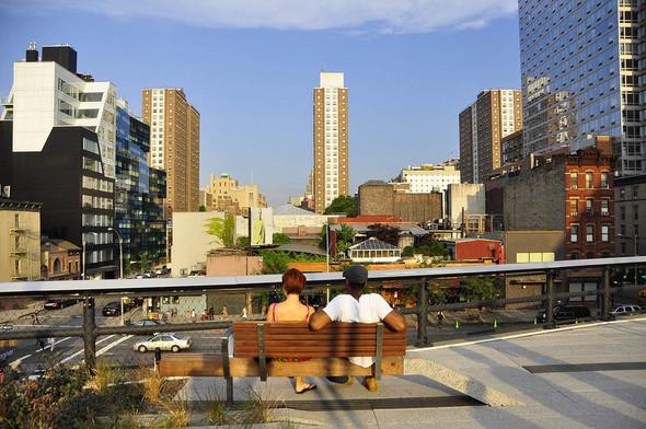 The High Line: история о том, как железная дорога обрела друзей. Изображение № 9.