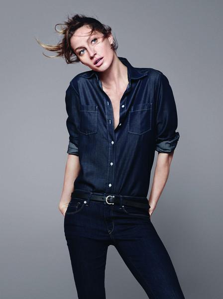 Жизель Бундхен представила новую коллекцию марки Esprit. Изображение № 7.