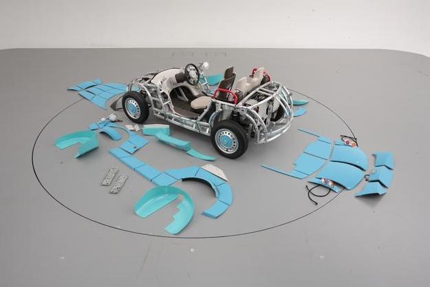 Toyota представила автомобиль, которым могут управлять дети. Изображение № 1.