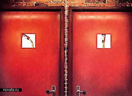 50 Необычных туалетных вывесок. Изображение № 11.