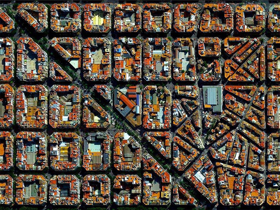 Снимки из космоса, напоминающие о хрупкости природы. Изображение № 2.