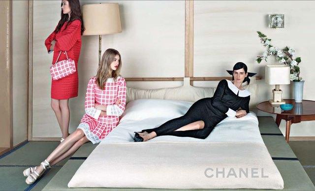 Hermes, Chanel и Gucci показали превью кампаний. Изображение № 8.