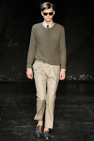 Неделя мужской моды в Париже: День 1. Изображение № 9.