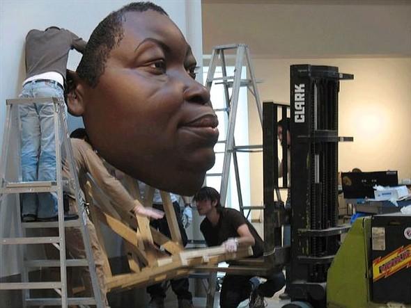 Скульптор-гиперреалист РонМуек (Ron Mueck). Изображение №13.