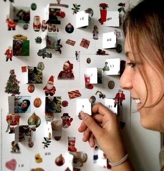 Рождественский календарь. Изображение № 23.