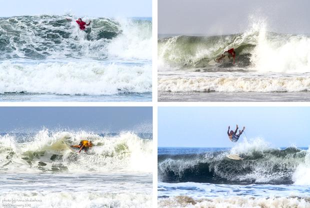 Результаты российских соревнований по серфингу Surf Jam Bali 2012. Изображение № 14.