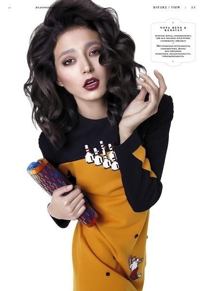 Изображение 9. Съемки: AnOther, L'Officiel, Vogue и другие.. Изображение № 32.