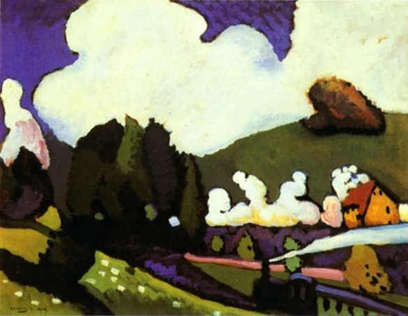 Коллекция работ В.В. Кандинского. Изображение № 79.