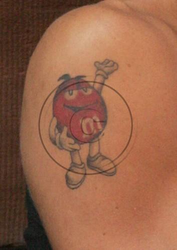Marc Jacobs иего татуировки. Изображение № 8.