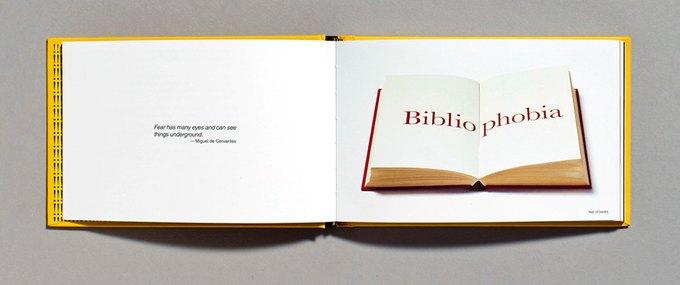Библиофобия — боязнь книг. Изображение № 1.