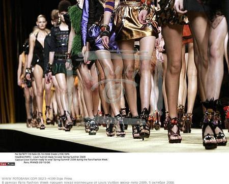Top-10 SS09 collections (Paris FW) поверсии Style. com. Изображение № 35.