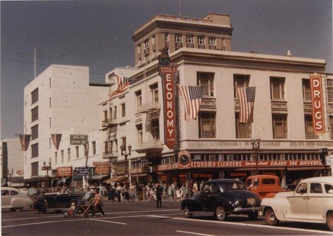 Сан-Хосе, 1950 год. Изображение № 17.