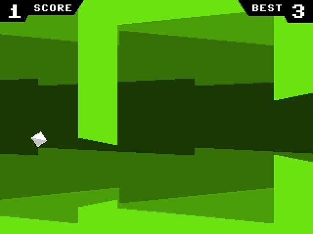 Создатель Super Hexagon выпустил трибьют Flappy Bird. Изображение № 2.