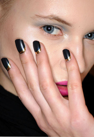 Fashion week: The nails for spring 2012. Изображение № 1.