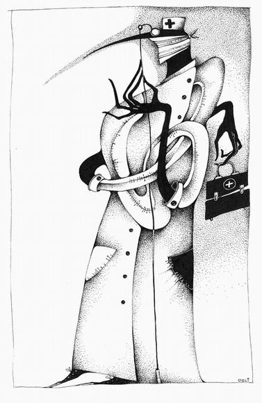 Фантасмагория Tineidae. Изображение № 18.