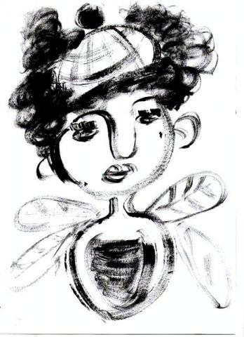 «О ней». Маленькая сказка отВики Саловой. Изображение № 4.
