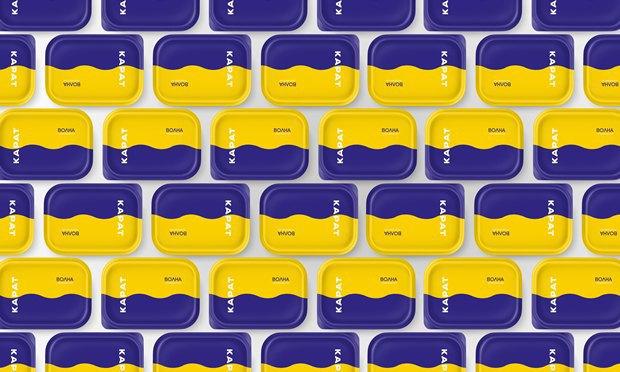 Для упаковок сыров «Дружба» и«Волна» провели редизайн. Изображение № 7.