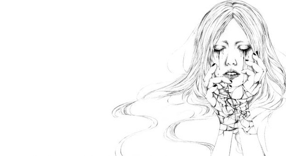 Katsuta Mako – черно-белая грация. Изображение № 5.