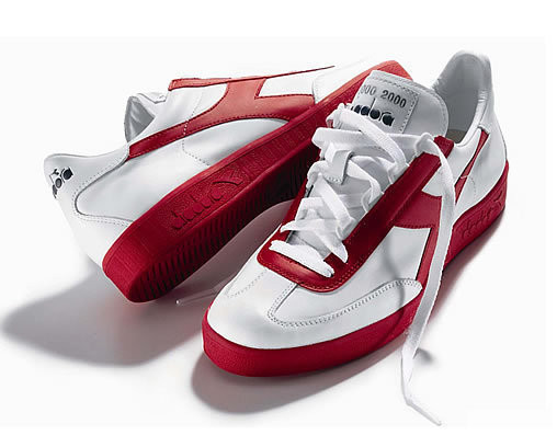 diadora BB 100$ limited edition. Изображение № 2.