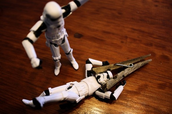 Stormtroopers day off. Изображение № 10.