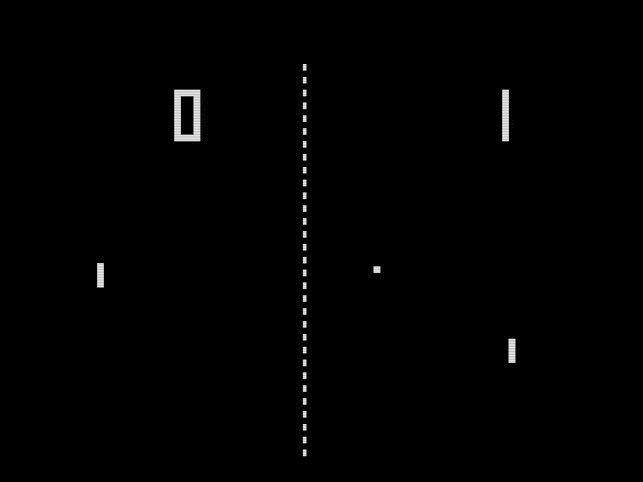 Игра Pong, Atari, 1972 год. Изображение № 4.