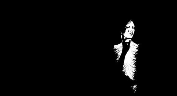 Katsuta Mako – черно-белая грация. Изображение № 6.