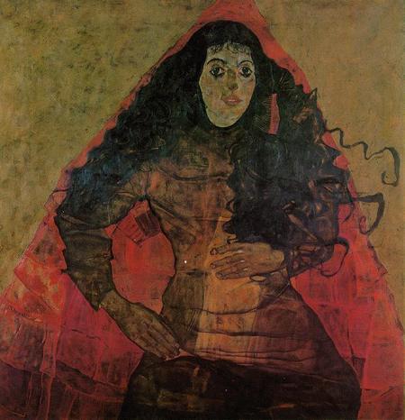 Эгон Шиле. Эротика вискусстве живописи ирисунка. Изображение № 3.