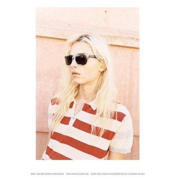 Изображение 28. Рекламные кампании: Celine, Marc Jacobs, Miu Miu и другие.. Изображение № 34.