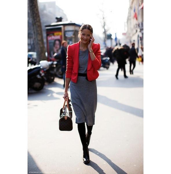 Изображение 58. На полях: 10 тенденций уличного стиля с прошедших недель моды.. Изображение № 58.