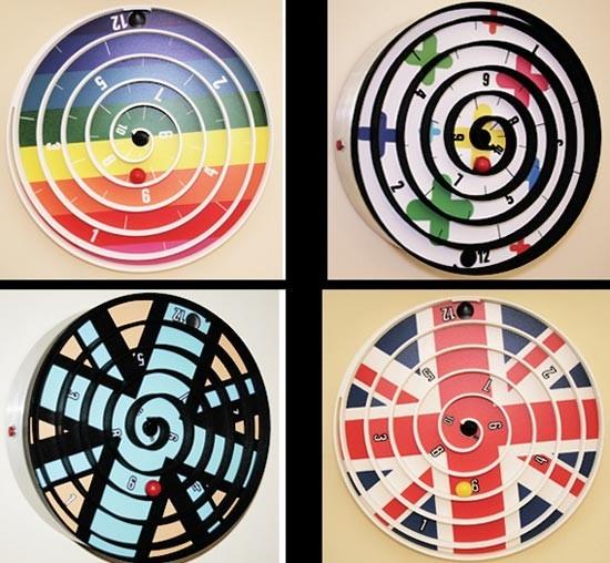 Aspiral Clocks: время по спирали. Изображение № 3.