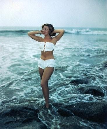 Ретро-купальник 1950 год. Изображение № 21.