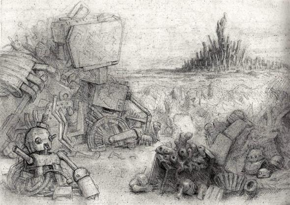 «Machinarium». Изображение № 24.