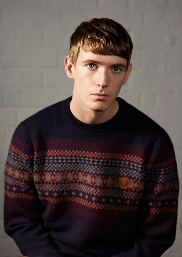 24, 25, 26 Августа      Fred Perry Sample SALE AW12. Изображение № 4.