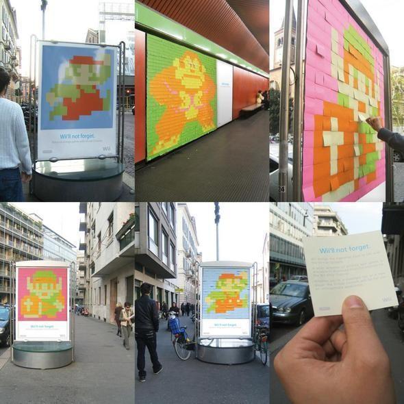 Изображение 23. Креативная реклама Post-it.. Изображение № 22.