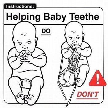 Инструкция поэксплуатации младенца. Изображение № 19.