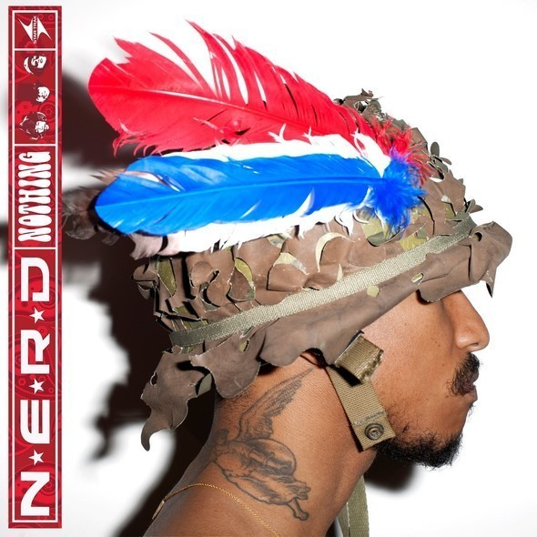 Изображение 1. N.E.R.D - Nothing (Deluxe Edition).. Изображение № 1.