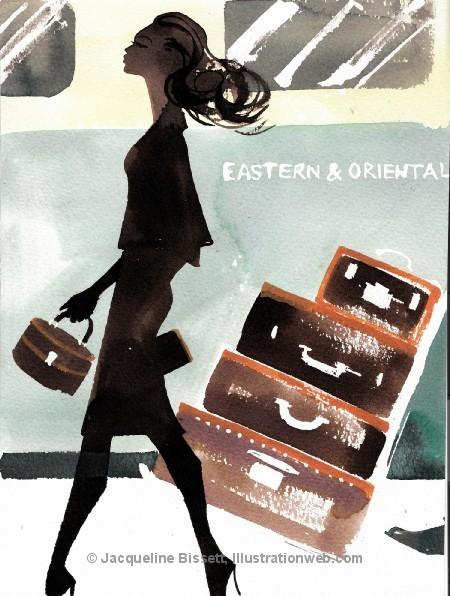 Иллюстратор Жаклин Биссет. Изображение № 2.
