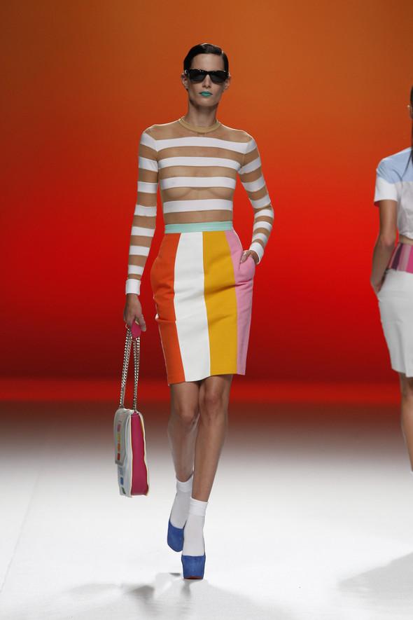 Madrid Fashion Week SS 2012: Davidelfin. Изображение № 2.