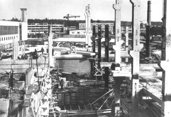 Заброшенный советский большой адронный коллайдер. Изображение № 8.