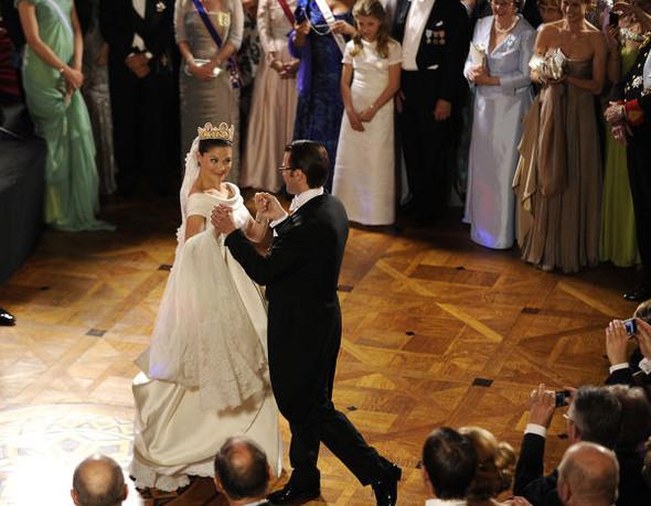 Свадьба шведской кронпринцессы Виктории. Изображение № 20.