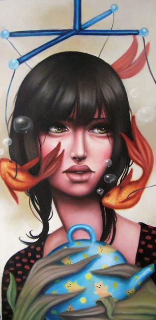 Sarah Joncas – девушки, рыбы измеи. Изображение № 14.