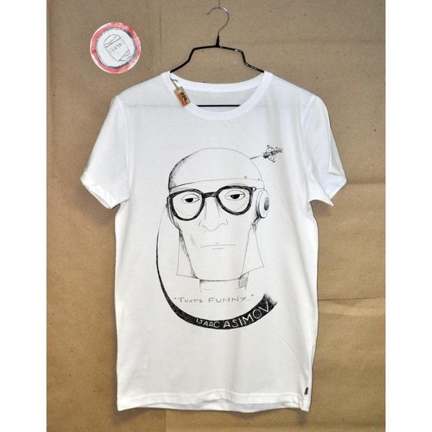 Новая коллекция футболок: литература на вашей груди. Изображение № 1.