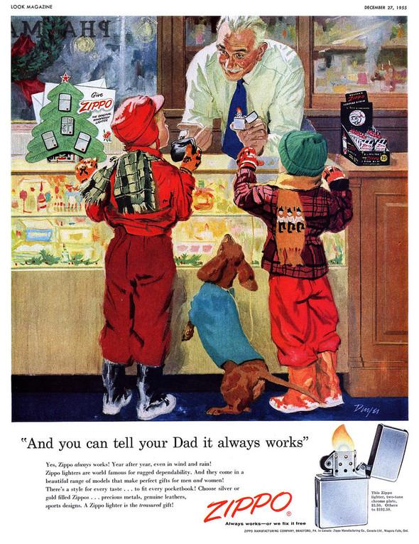 69 рождественских рекламных плакатов. Изображение № 70.