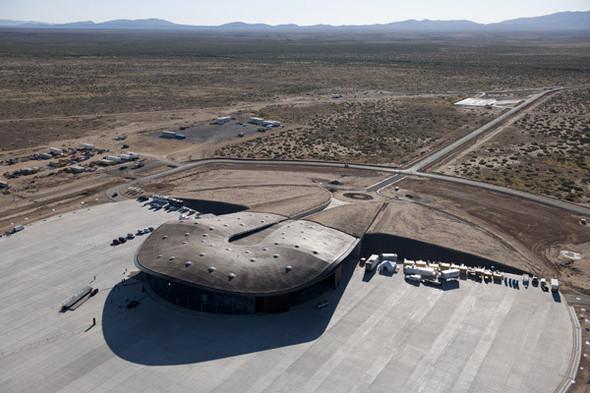 Бюро Фостера построило первый частный космодром. Изображение № 1.